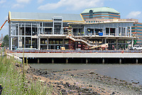 Boathouse at Canal Dock Phase II   State Project #92-570/92-674 Construction Progress Photo Documentation No. 13 on 21 Julyl 2017. Image No. 05