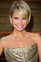 Kristin Chenoweth arriving for the 2014 Vanity Fair Oscars Party, Los Angeles. 02/03/2014 Picture by: James McCauley/Featureflash