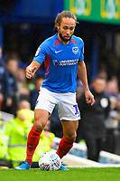 Marcus Harness of Portsmouth during Portsmouth vs Gillingham, Sky Bet EFL League 1 Football at Fratton Park on 12th October 2019