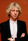 1981: THE POLICE - Andy Summers - Photosession at Home in Putney London