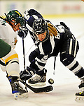 2011-02-11 NCAA: UNH at UVM Women's Ice Hockey