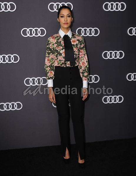 13 September  2017 - Hollywood, California - Janina Gavankar. Audi Celebrates the 69th Emmys held at The Highlight Room in Hollywood. Photo Credit: Birdie Thompson/AdMedia