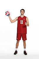 Stanford, CA -- September 19, 2018: Stanford Men's Volleyball Photo Day, 2018-2019.