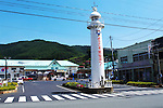 August 01, 2010: File photo showing Kesennuma City, Miyagi Prefecture, Japan taken in August 01, 2010. Kesennuma City was renowned for its natural beauty but  devasted by the massive magnitude 9.0 earthquake and subsequent tsunami that struck the eastern coast of Japan on Fraiday 11th March, 2011...