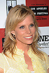 "LOS ANGELES, CA. - June 21: Cheryl Hines arrives at the 2010 Los Angeles Film Festival - ""Waiting For Superman"" Gala Screening at Regal 14 at LA Live Downtown on June 21, 2010 in Los Angeles, California.."