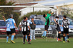 Tahuna 3rd XI v FC Nelson, 2014 Glen Stephens Trophy Final, 13 September 2014,  Jubilee Park, Richmond, New Zealand<br /> Photo: Marc Palmano/shuttersport.co.nz