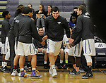 3-3-16, Pioneer High School vs Saline High School boy's varsity basketball