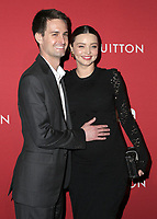 08 February 2018 - Los Angeles, California - Miranda Kerr, Evan Spiegel. The Broad And Louis Vuitton Celebrate Jasper Johns: 'Something Resembling Truth' Exhibit held at The Broad. <br /> CAP/ADM/PMA<br /> &copy;PMA/ADM/Capital Pictures