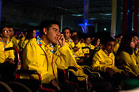 SÃO PAULO,SP, 20.03.2017 - PARAPAN-JUVENTUDE -  Cerimônia de abertura dos jogos, Parapan da Juventude 2017 em São Paulo, no centro de exposições anhembi que é localizado na região norte de São Paulo, nesta segunda-feira, 20. (Foto: Danilo Fernandes/Brazil Photo Press)