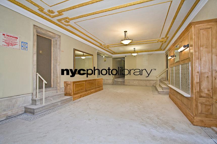 Lobby at 408 West 130th Street