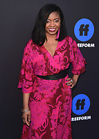 HOLLYWOOD, CA - JANUARY 18:  Rhonesha Byng at the Freeform Summit at NeueHouse on January 18, 2018 in Hollywood, California. (Photo by Scott Kirkland/PictureGroup)