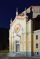 Chiesa di S. Lorenzo, Tremezzo, Architetto Carlo Colombo,1776, Lago di Como, Lario