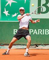 02-06-12, France, Paris, Tennis, Roland Garros,   Santiago Giraldo