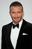 David Beckham at the 24th amfAR Gala Cannes at the Hotel du Cap-Eden-Roc, Antibes, France. 25 May 2017<br /> Picture: Paul Smith/Featureflash/SilverHub 0208 004 5359 sales@silverhubmedia.com