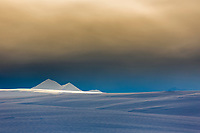 Landscape of the endicot mountains, Brooks Range, Arctic, Alaska.