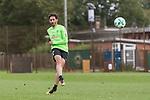 13.09.2017, Trainingsgelaende, Bremen, GER, 1.FBL, Training SV Werder Bremen<br /> <br /> im Bild<br /> Ishak Belfodil (Werder Bremen #29), <br /> <br /> Foto &copy; nordphoto / Ewert