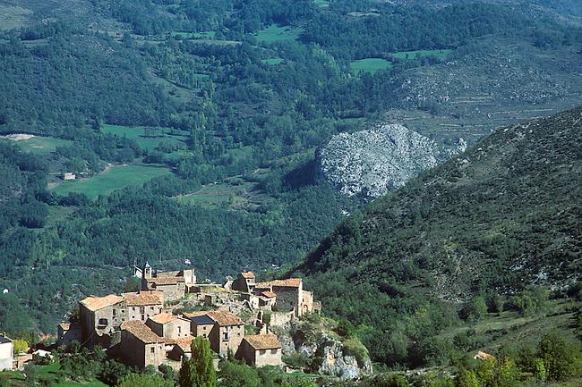 Landscape, Pyrenees, Catalonia, Spain