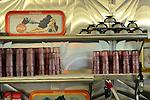 Village Diner counter still-life, Matamoras, PA.
