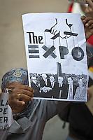 during the italian first president Matteo Renzi in Milan for EXPO, on May 13, 2014. Photo: Adamo Di Loreto/BuenaVista*photo