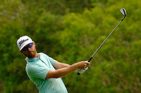 Nick Flanagan (AUS) on the 3rd fairway during round 4 of the Australian PGA Championship at  RACV Royal Pines Resort, Gold Coast, Queensland, Australia. 22/12/2019.<br /> Picture TJ Caffrey / Golffile.ie<br /> <br /> All photo usage must carry mandatory copyright credit (© Golffile   TJ Caffrey)