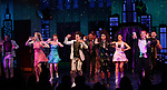 "The cast during the Broadway Opening Night Curtain Call of ""The Prom"" at The Longacre Theatre on November 15, 2018 in New York City."