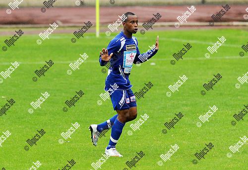 2011-07-16 / Voetbal / seizoen 2011-2012 / KV Turnhout / Didier Ndagano..Foto: mpics