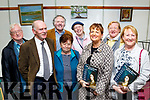 Past Talk<br /> ------------<br /> Pictured after the lecture on Thomas Ashe in the Tralee Library last Thursday evening were L-R Michael Shanahan, Maurice O'Keeffe, Professor in History, who gave the lecture, John O'Shea, Kathleen Browne, Kerry Historical Society, Fran McElligott, Mired Ashe-Moriarty, grand niece of Thomas Ashe, Anna O'Leary and Jane O'Keeffe.
