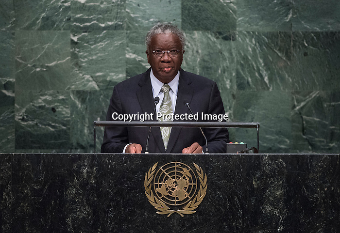 ARBADOSH.E. Freundel STUART Prime Minister<br /> General Assembly 70th session 25th plenary meeting<br /> Continuation of the General Debate