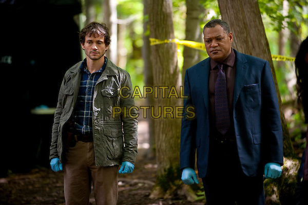 Hugh Dancy, Laurence Fishburne<br /> in Hannibal (Season 1)<br /> *Filmstill - Editorial Use Only*<br /> CAP/FB<br /> Image supplied by Capital Pictures