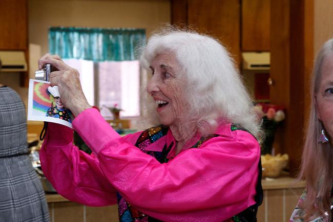 Jo Ann Taylor 80th birthday party in Palo Alto California, Saturday, September 20, 2014.  (Paul Sakuma Photography) www.paulsakuma.com