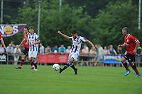 VOETBAL: BUITENPOST: VV Buitenpost - SC Heerenveen, uitslag 0-9, ©foto Martin de Jong