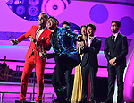 CORAL GABLES, FL - APRIL 24: Chino y Nacho and IL Volo onstage during the 2014 Billboard Latin Music Awards at BankUnited Center on April 24, 2014 in coral Gables, Florida. (Photo by Johnny Louis/jlnphotography.com)