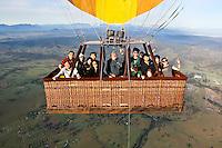 20131121 November 21 Hot Air Balloon Gold Coast