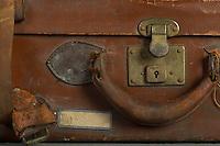 Willard Suitcases<br /> &copy;2013 Jon Crispin<br /> Ellen J