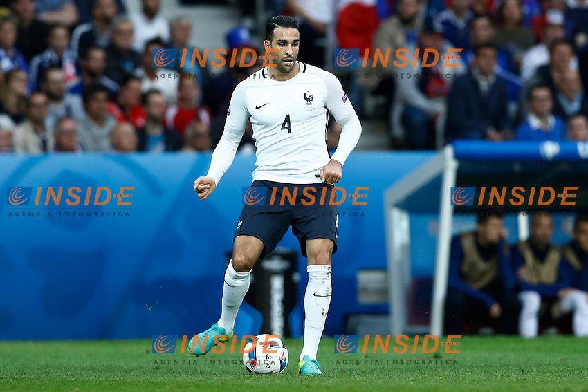 Adil Rami France <br /> Lille 19-06-2016 Stade Pierre Mauroy Footballl Euro2016 Switzerland - France  / Svizzera - Francia Group Stage Group A. Foto Matteo Ciambelli / Insidefoto