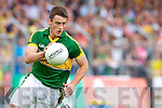 Stephen O'Brien, Kerry in action against  , Clare in the Munster Senior Championship Semi Final in Cusack Park, Ennis on Sunday.