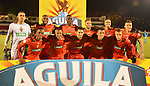 Patriotas venció 2-1 a Independiente Medellín. Fecha 1 Liga Águila I-2019.