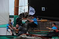 ZEILSPORT: Echtenerbrug: 24-08-2017, IFKS Skûtsjesilen, ©foto Martin de Jong