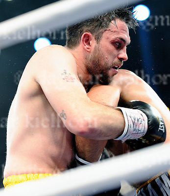 Saturday 27 September 2014Sparkassenarena,<br />  Kiel, Schleswig-Holstein, Germany<br /> WBO World super middleweight title <br /> Arthur Abraham,Germany vs Paul Smith,England<br /> Abraham wins the fight by unanimous decision
