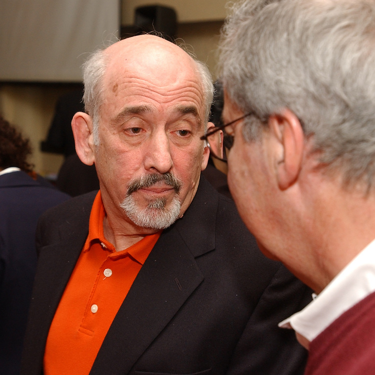 Stan Wolfson at retirement party for Harvey Aronson at the Huntington Hilton in Melville on Thursday January 20, 2005. (Photo copyright Jim Peppler 2005).