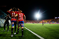 Futbol 2018 1A Union Española vs Deportes Temuco
