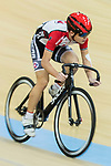 Tse Ho Yan of the SCAA competes in Men Junior - Omnium II Tempo Race during the Hong Kong Track Cycling National Championship 2017 on 25 March 2017 at Hong Kong Velodrome, in Hong Kong, China. Photo by Chris Wong / Power Sport Images