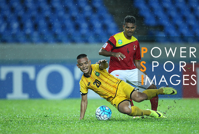 Brunei Darussalam vs Timor Leste during the AFC Solidarity Cup Malaysia 2016 Group A match at Sarawak Stadium on 02 November 2016, in Kuching, Malaysia. Photo by Simon Yap / Lagardere Sports