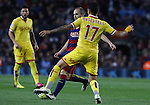 23.04.2016 Barcelona. Liga BBVA day 35. Picture show Andres Iniesta in action during game between FC Barcelona against Real Sporting at Camp nou