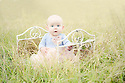 Haley at 6 months Baby Bee