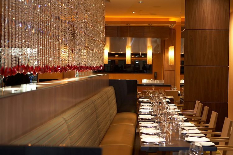Rasika, a new Indian restaurant in Gallery Place.