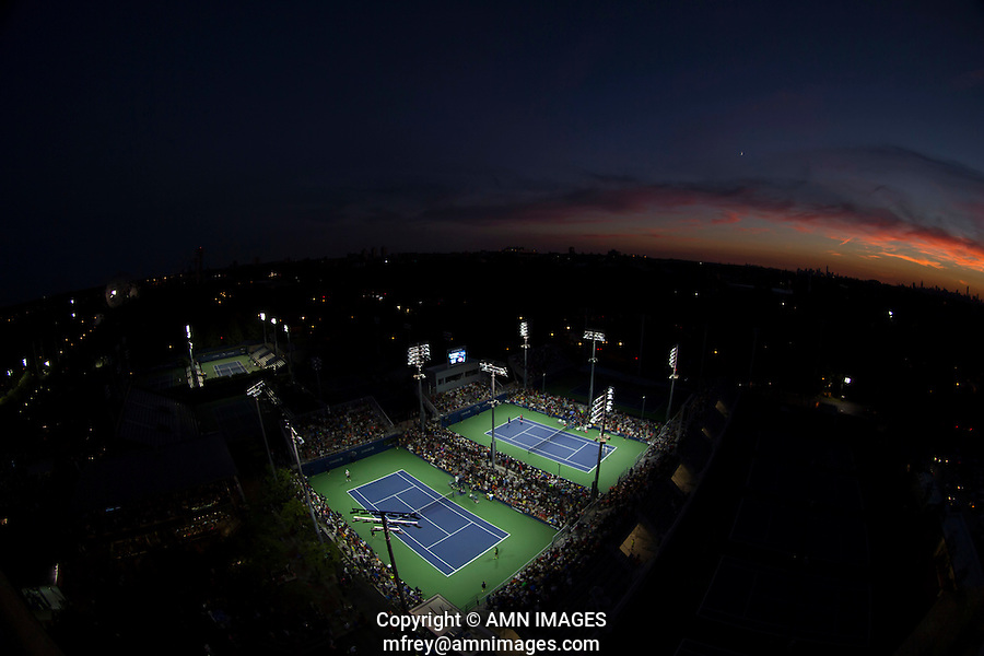 AMBIENCE<br /> The US Open Tennis Championships 2014 - USTA Billie Jean King National Tennis Centre -  Flushing - New York - USA -   ATP - ITF -WTA  2014  - Grand Slam - USA  <br /> <br /> 29th August 2014 <br /> <br /> &copy; AMN IMAGES