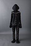 Infinity Burial Suit, 2016–ongoing; Jae Rhim Lee (Korean, b. 1975), Coeio (Mountain View, California, USA, founded 2008); Mycelium spores, fabric, microorganisms; © Coeio, Inc./Jae Rhim Lee