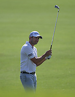 Gareth Maybin (NIR) added a round of 71 to his card but will miss the weekend after Round Two of The Tshwane Open 2014 at the Els (Copperleaf) Golf Club, City of Tshwane, Pretoria, South Africa. Picture:  David Lloyd / www.golffile.ie