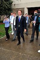 John Edwards, Former Senator, North Carolina.  At The Young Democrats Of North Carolina 80th Anniversary State.Convention In Durham North Carolina..At The Sheraton Imperial Hotel .March 29, 2008..He Received An Award/Spoke